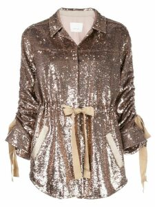 Cinq A Sept Mathieu jacket - Gold