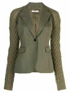 Altuzarra 'Hester' jacket - Green