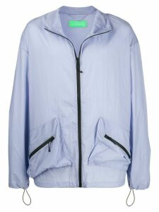 A.A. Spectrum oversized sports jacket - Purple