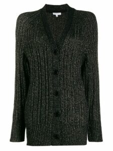 Equipment button-up cardigan - Black