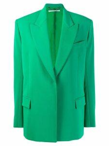 Stella McCartney classic blazer - Green
