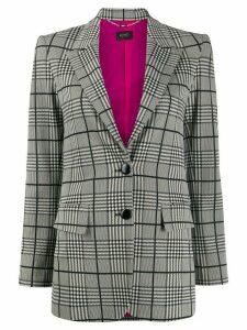 LIU JO check blazer jacket - Neutrals
