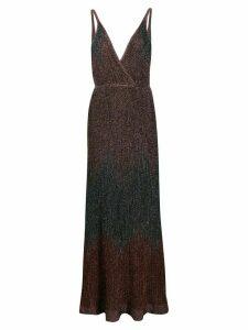 M Missoni lurex knit maxi dress - Pink