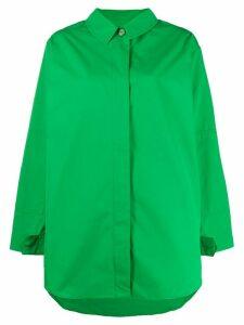 Jacquemus La Chemise Loya shirt - Green