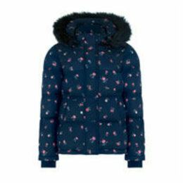 Somerset Ditsy Puffa Coat