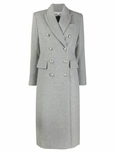 Veronica Beard double-breasted coat - Grey