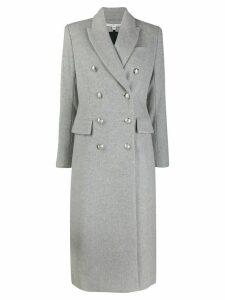 Veronica Beard double-breasted coat - Grey