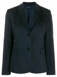 Theory pinstripe blazer - Blue