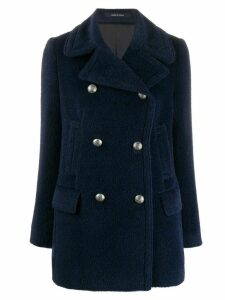 Tagliatore Blanched blazer - Blue