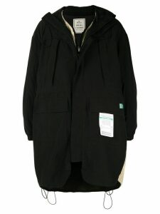 Maison Mihara Yasuhiro duffle coat - Black