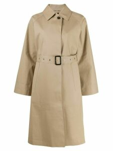 Mackintosh Aberdeen trench coat - Neutrals