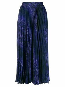 Andamane Becky pleated skirt - Purple