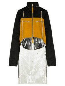 Duran Lantink three panel rain coat - Yellow