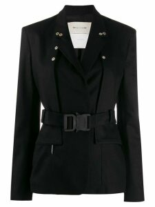 1017 ALYX 9SM buckled blazer - Black