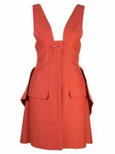 Jacquemus La Robe Lecci dress - Orange