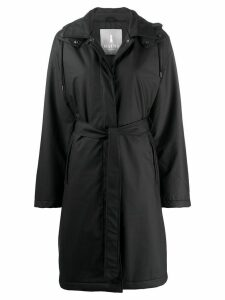 Rains W trench coat - Black
