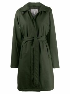 Rains W trench coat - Green