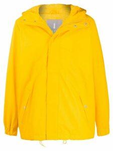 Rains hooded parka raincoat - Yellow