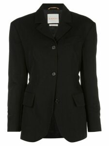 Zanini fitted blazer - Black