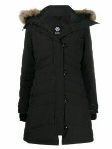 Canada Goose parka coat - Black
