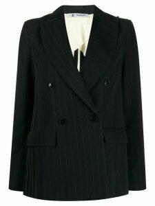 Barena pinstripe blazer - Blue