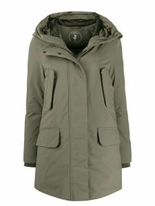 Save The Duck SMEG9 padded parka - Green