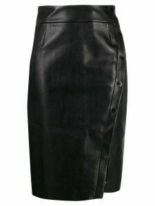 Sandro Paris fitted pencil skirt - Black