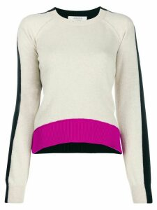Dorothee Schumacher colour block jumper - Neutrals
