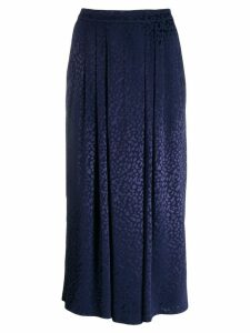 Roseanna Blondwalker slip skirt - Blue