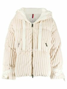 Moncler Loire coat - Neutrals