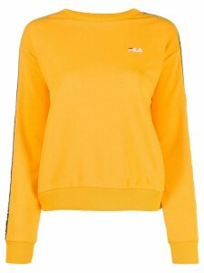Fila side logo sweatshirt - Yellow