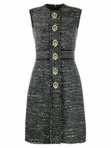 Dolce & Gabbana knitted shift dress - Black