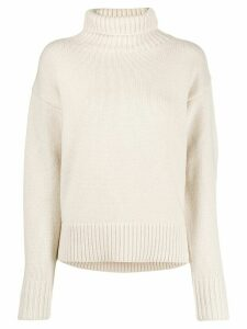 Rag & Bone rollneck knit sweater - Neutrals