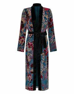 Monsoon Lyra Devore Kimono Jacket