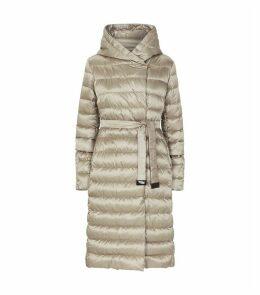 Reversible Down-Padded Coat