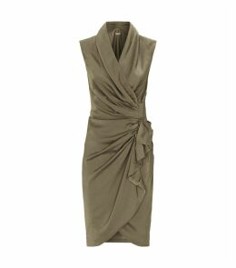 Cancity Draped Dress