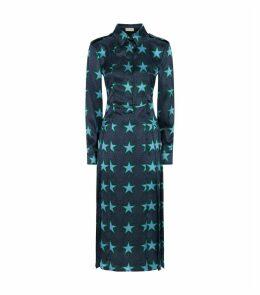 Fazio Star Shirt Dress