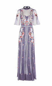 Firebird Long Dress