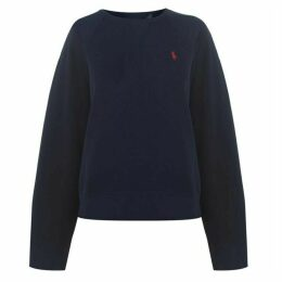 Polo Ralph Lauren Logo Crew Neck Sweatshirt