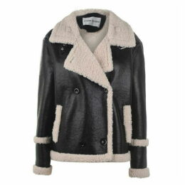 Stand Lilli Faux Leather Jacket