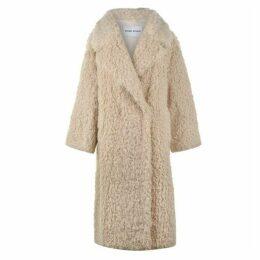 Stand Nicoletta Faux Fur Coat