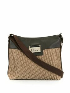 Christian Dior Pre-Owned Street Chic Trotter shoulder bag - Brown