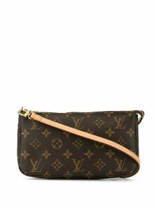 Louis Vuitton Pre-Owned monogram pouchete shoulder bag - Brown