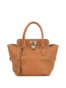 Hermès Pre-Owned Toolbox 20 tote - Brown