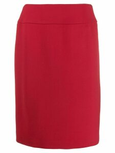 Dolce & Gabbana Pre-Owned 1990s pencil skirt - Red