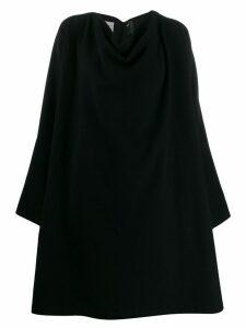 Yohji Yamamoto Pre-Owned 1990s draped loose-fit knee-length coat -