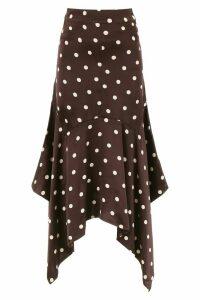 Ganni Cameron Midi Skirt