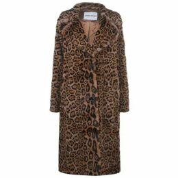 Stand Fanny Faux Fur Coat