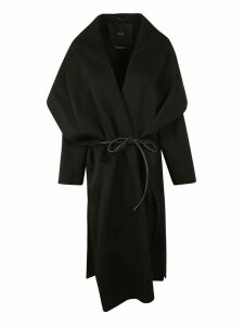 Max Mara Atelier Oversized Belted Coat