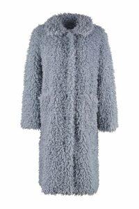 STAND STUDIO Taylor Faux Fur Coat